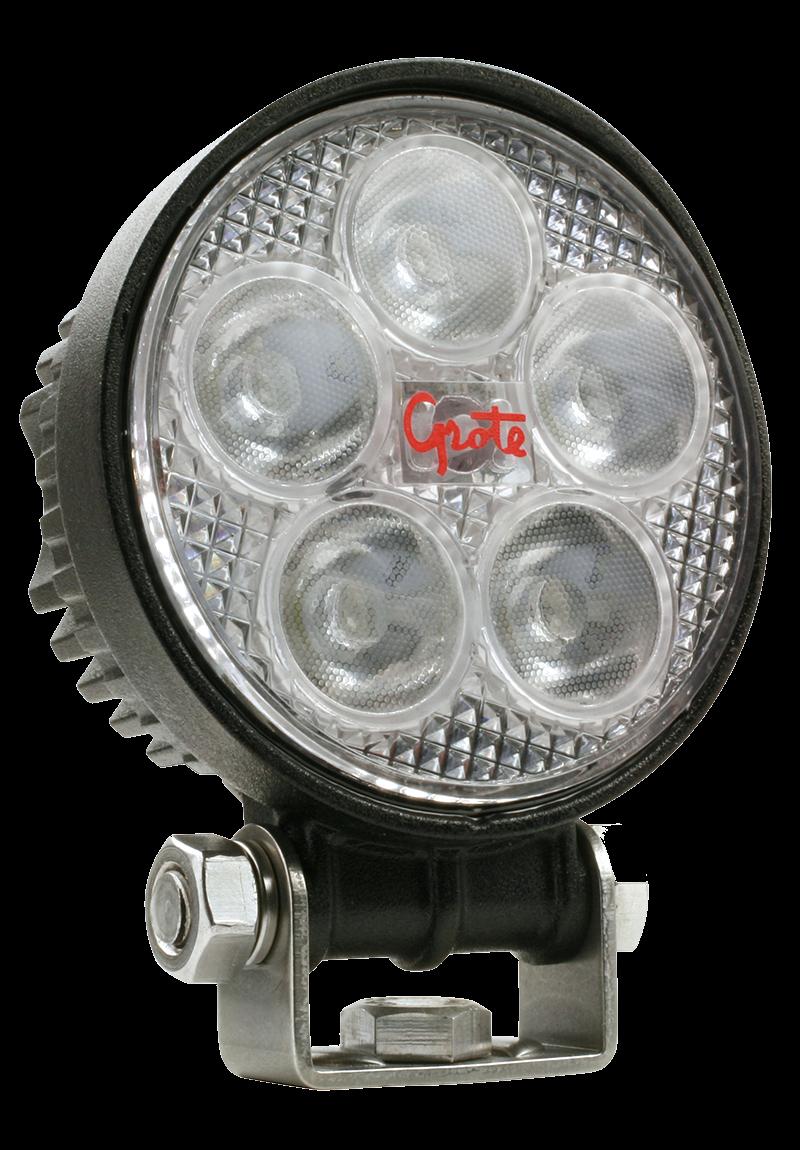 BZ111-5 Small Round LED Light