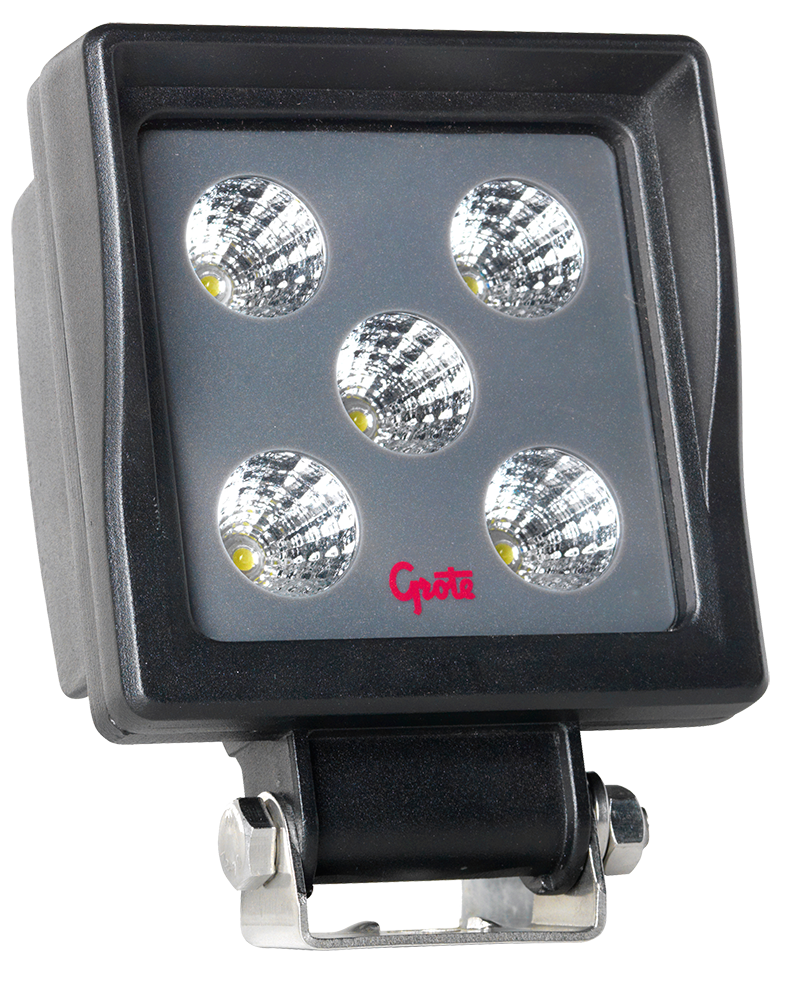 BZ201-5 Square LED Work Light