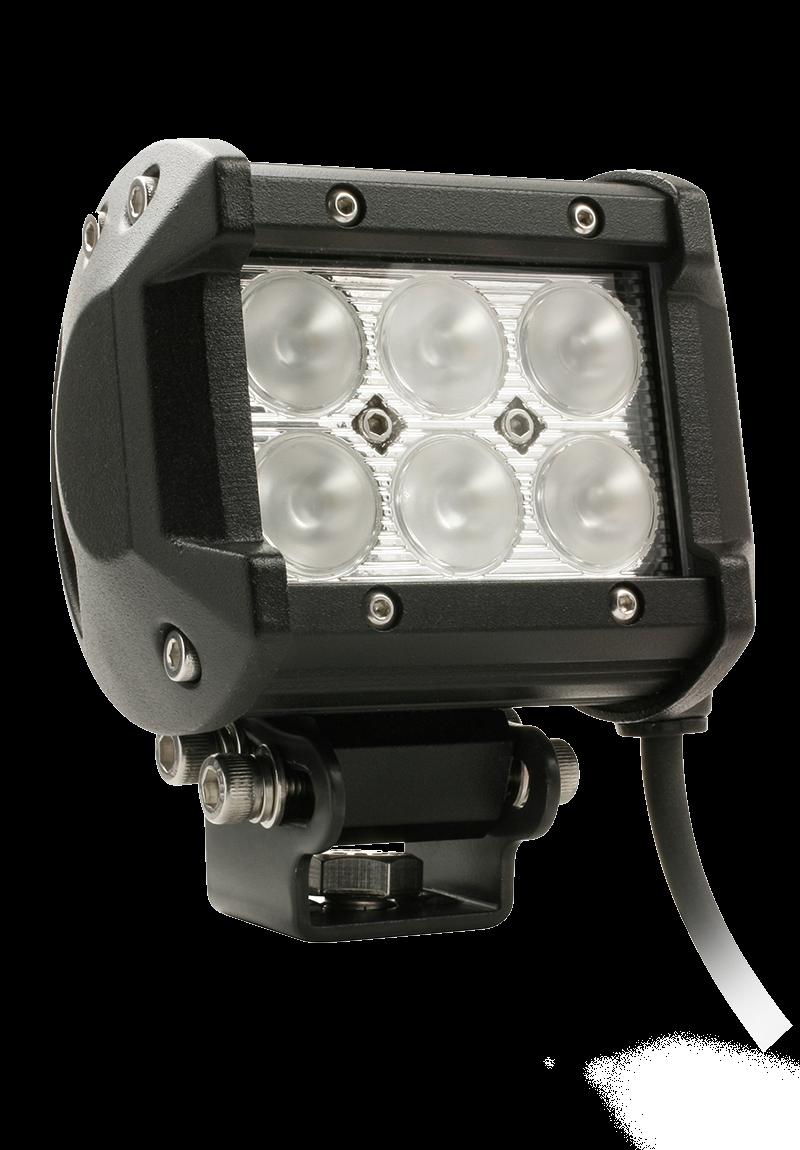 BZ551-5 Small Rectangular LED Light
