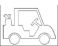 White Light Motor Icon