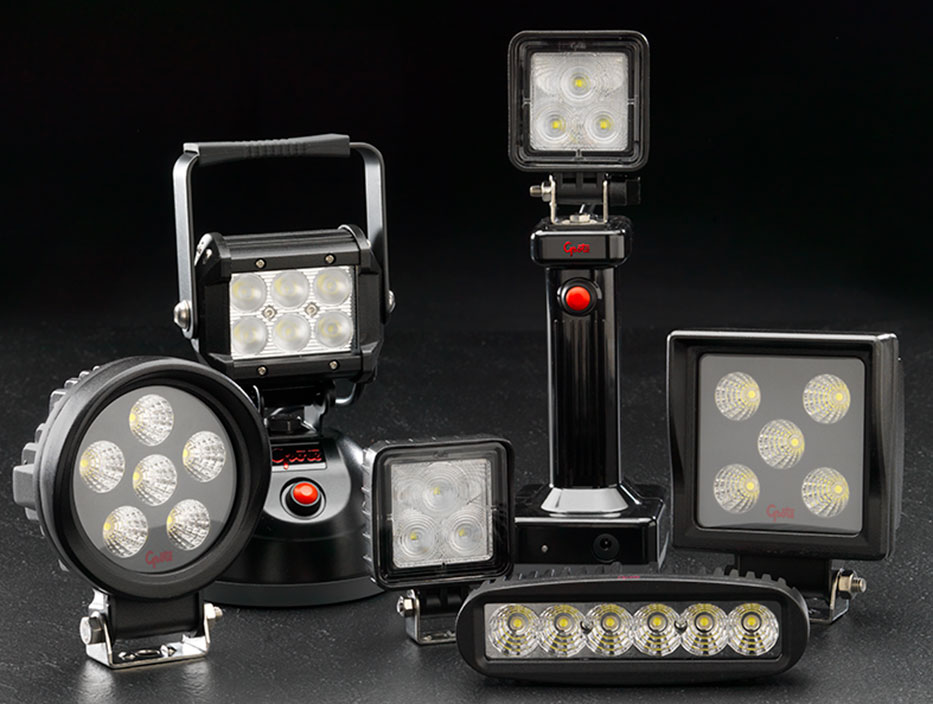 BriteZone LED Lights by Grote