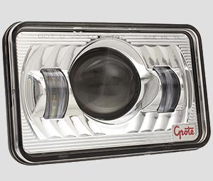Grote 4x6 High Beam LED Headlight