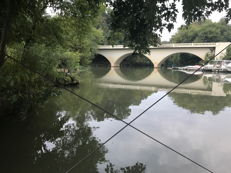 Harrods Creek Kentucky Bridge