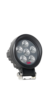 BZ101-5 Round LED Light with six LEDs