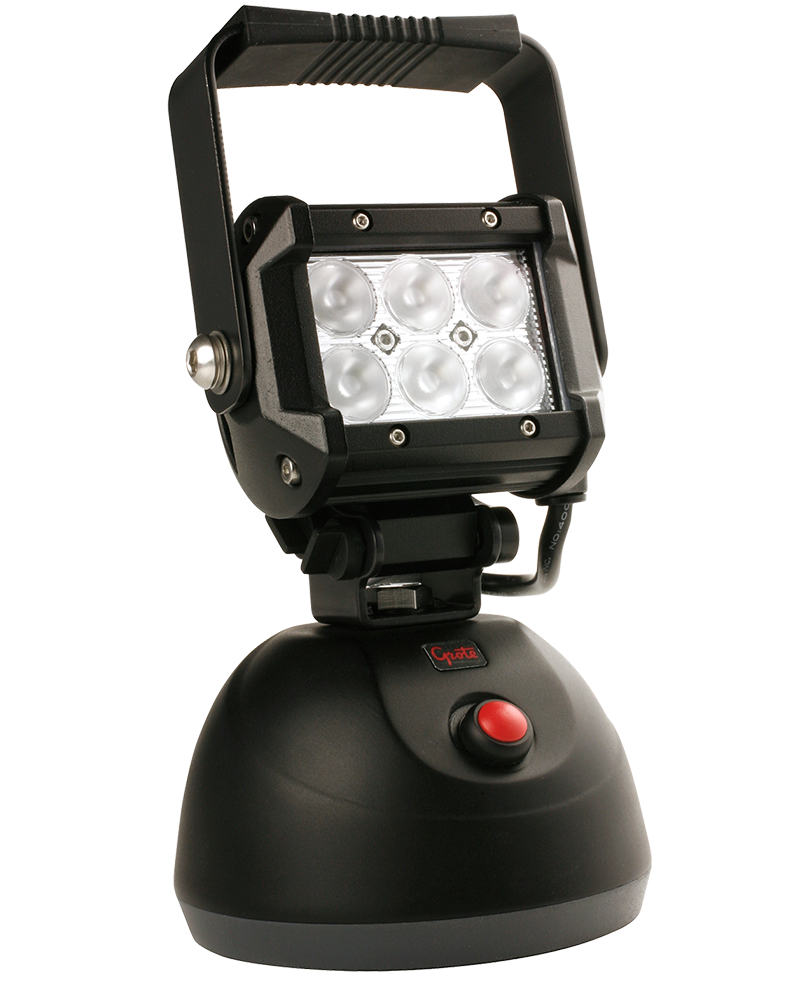 BZ501-5 BriteZone Hand Held LED Work Light with handle