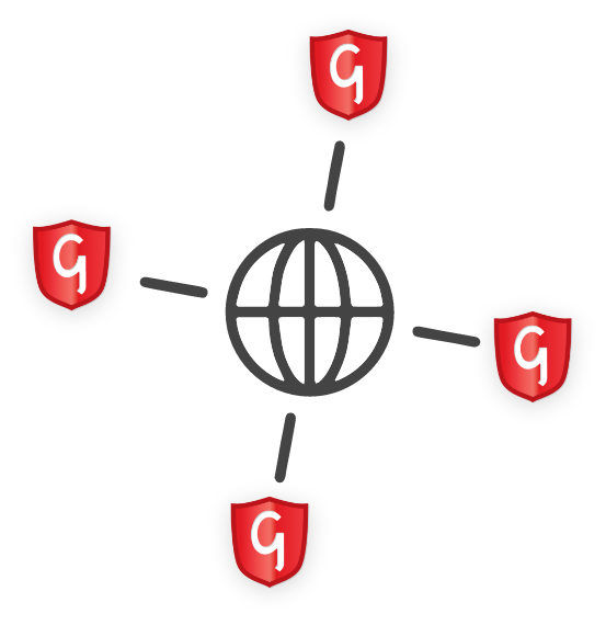Grote Cloud Network for trailer light outage detection icon