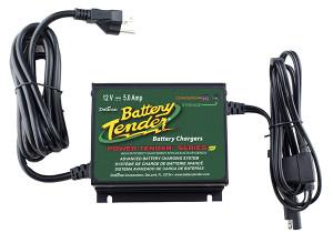 Cargador de batería Battery Tender, 24 voltios