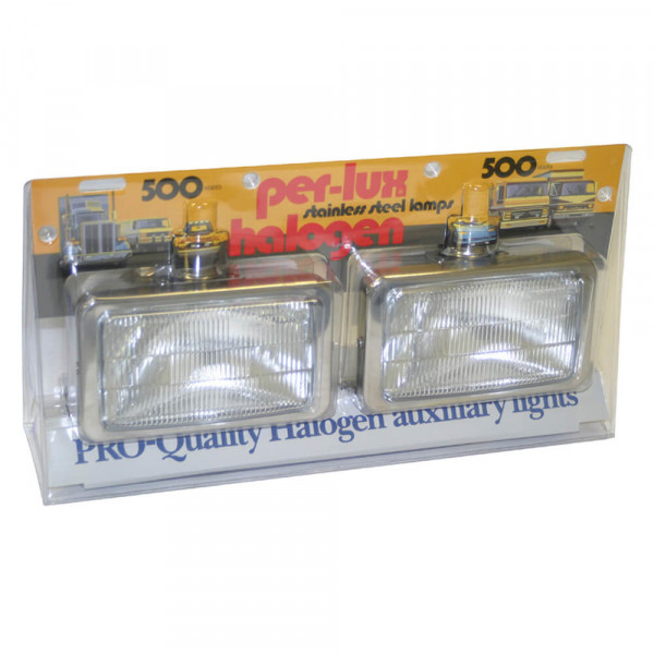 Fog Light Pair Pack H9415 Per-Lux® 500 Series