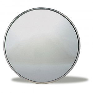 "Stick-On Convex Mirror, 3"" Round"