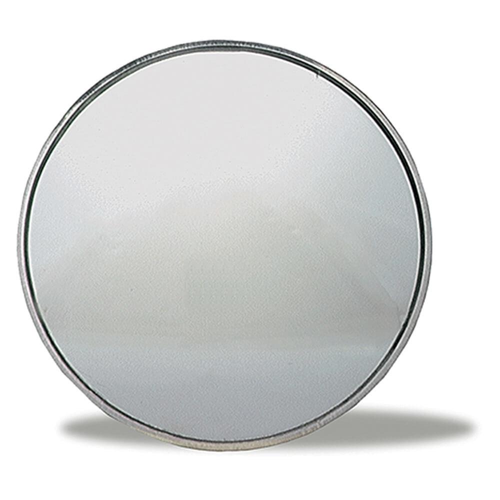 """Stick-On Convex Mirror, 3 3/4"""" Round"""