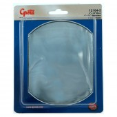"Stick-On Convex Mirror, 4"" x 5 1/2"" Rectangular, Retail Pack"