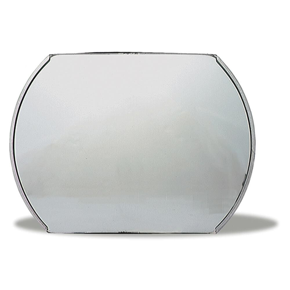 "Stick-On Convex Mirror, 4"" x 5 1/2"" Rectangular"