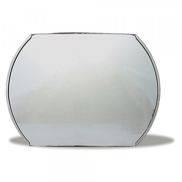 "Stick-On Convex Mirror, 4"" x 5 1/2"" Rectangular"