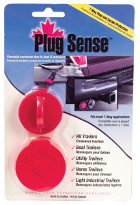7 Way Red Plug & Socket Protector