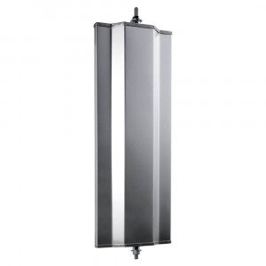 Economy West Coast Mirror, Aluminum