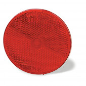 Red Sealed Center-Mount Reflector thumbnail