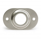 Stainless Steel MicroNova® Dot Security Plate thumbnail