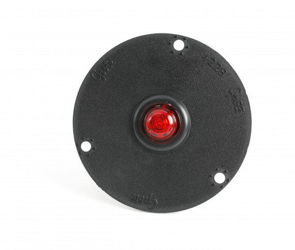 MicroNova® Dot adapter bracket with red light