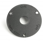 "3"" round flange adapter"
