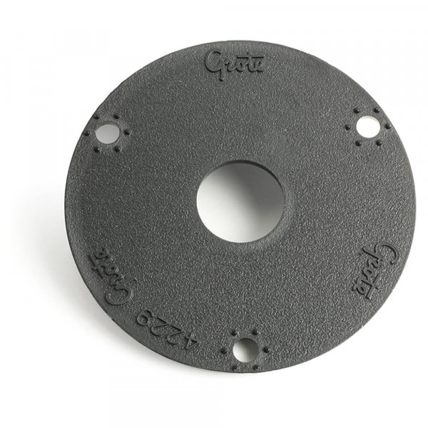 "3"" round flange adapter"