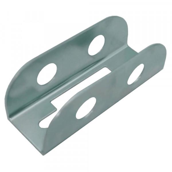 Leuchtenschutz für kleine, rechteckige Leuchten, Aluminium