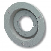 "Theft-Resistant Mounting Flange For 2"" Round Lights, Gray thumbnail"