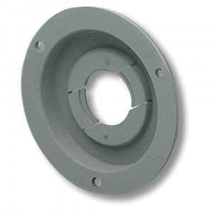 Theft-Resistant Mounting Flange