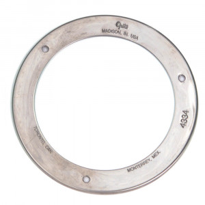 "Security Ring, 4"" Round, Steel"