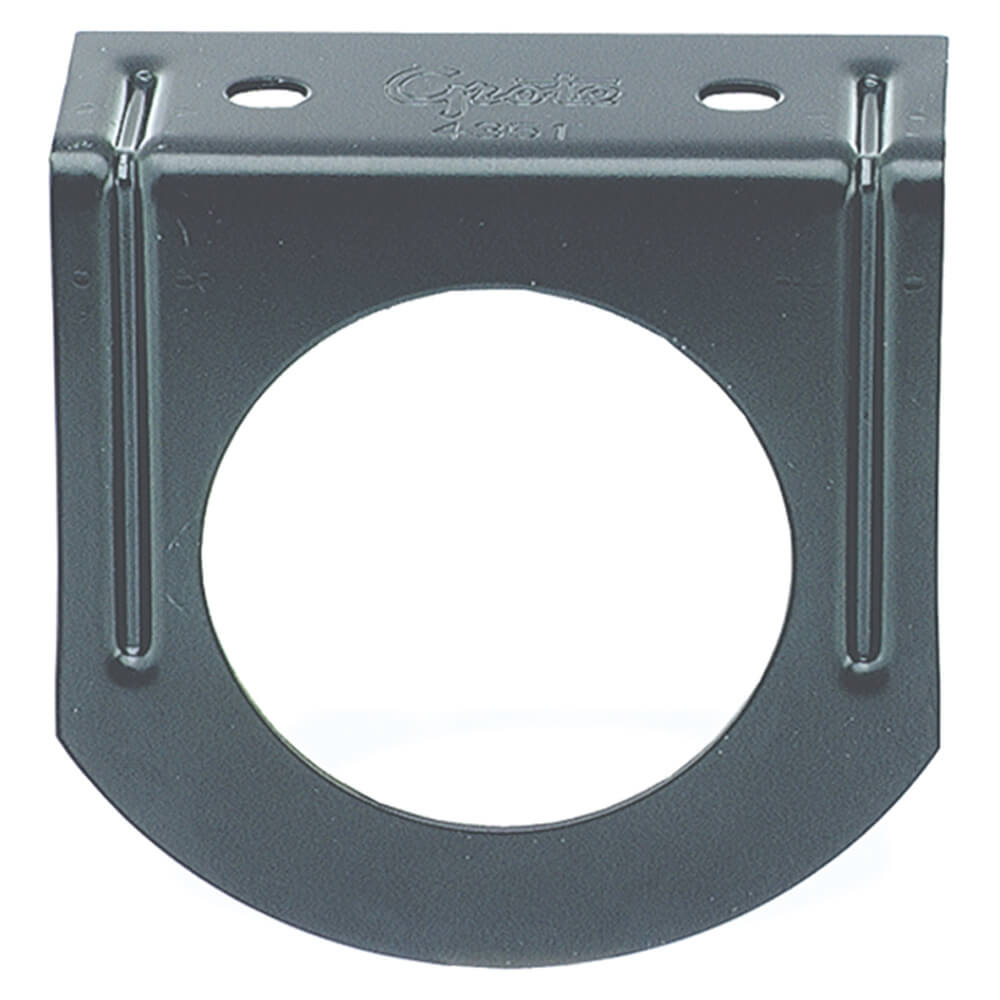 """Mounting Bracket For 2"""" & 2 1/2"""" Round Lights, (2 25/32"""" Hole)"""