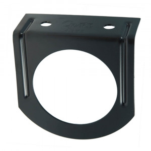 "Mounting Bracket For 2"" & 2 1/2"" Round Lights, (3"" Hole)"