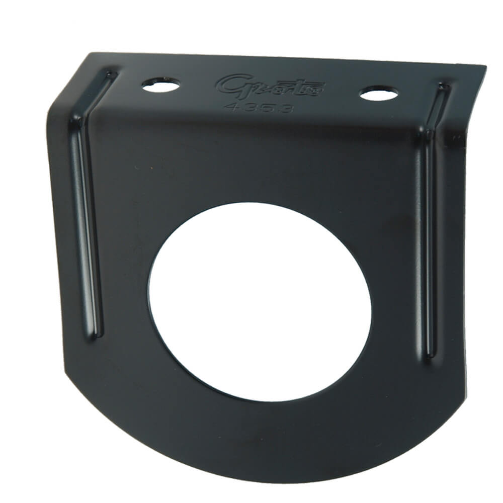"""Mounting Bracket For 2"""" & 2 1/2"""" Round Lights, (2 5/16"""" Hole)"""