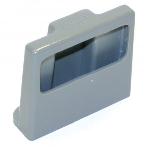 License Light Mounting Bracket, Gray