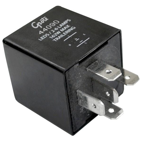Destellador de 5 clavijas para terminales LED ISO