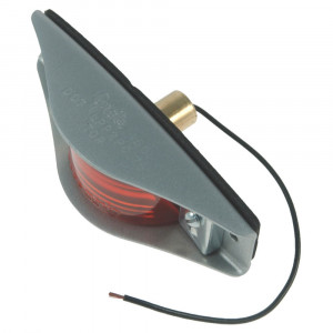 armored clearance marker light