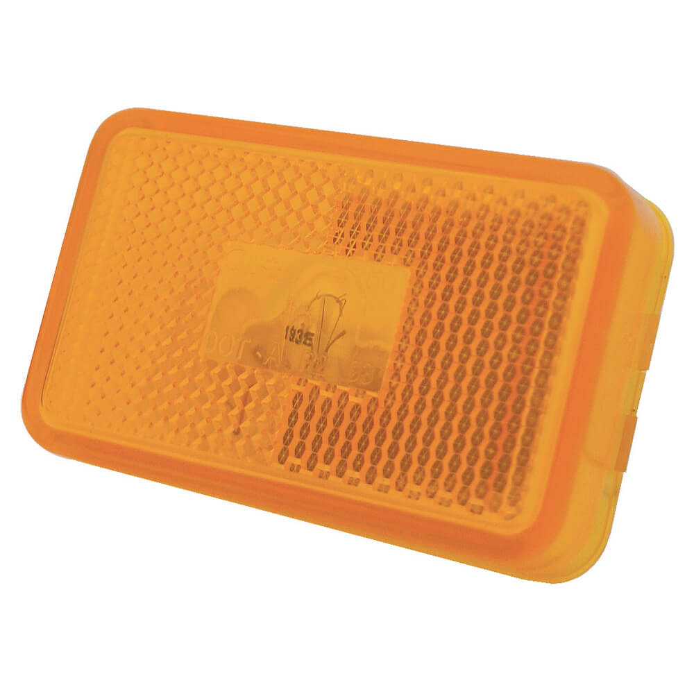 clearance marker light reflector yellow bulk