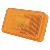 clearance marker light reflector yellow bulk Miniaturbild