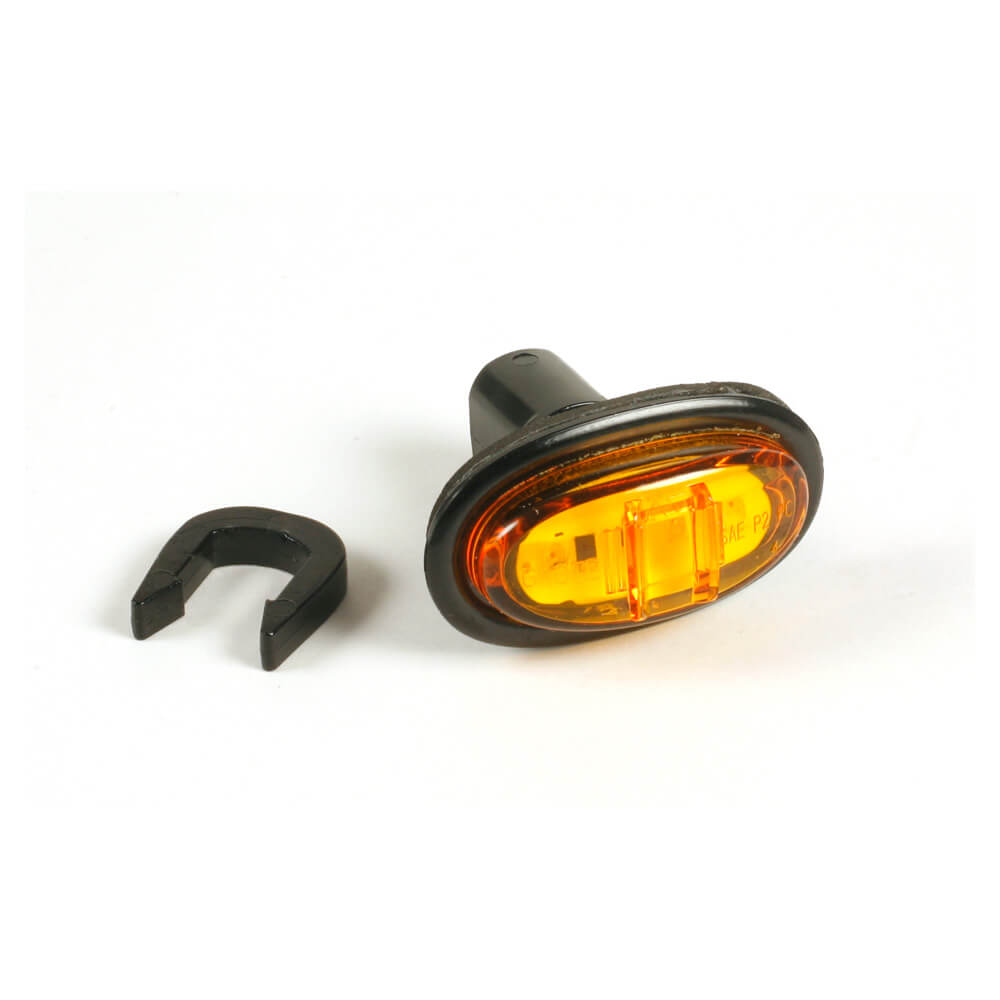 Yellow LED Clearance Marker Light