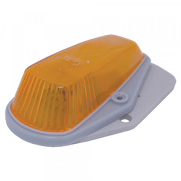 ford light duty cab marker light pc yellow