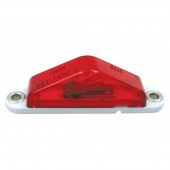 clearance marker light peak lens red blunt cut thumbnail