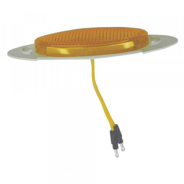m1 series led clearance marker light amber bolded bullet