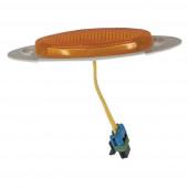 m1 series led clearance marker light metripack plug bezel Miniaturbild