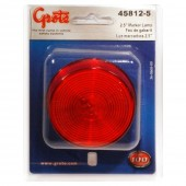 2 1/2 clearance marker light optic red retail