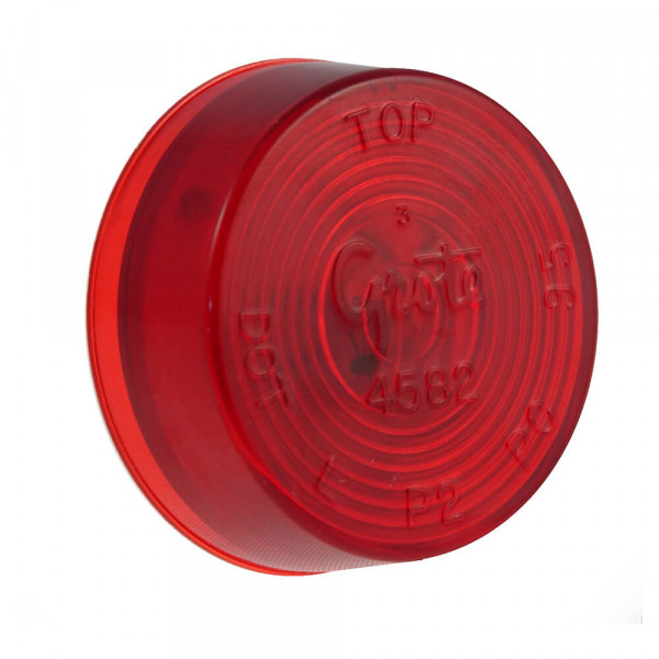 2 clearance marker light red