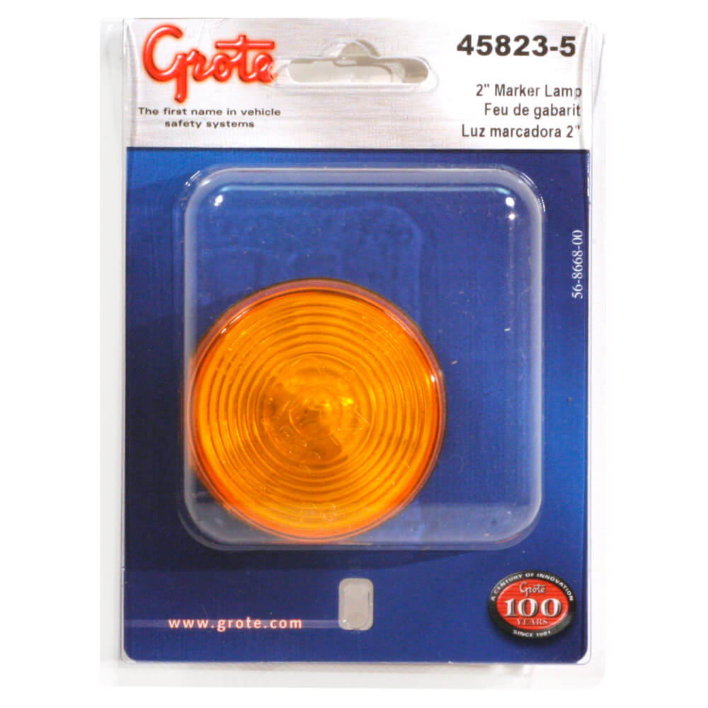 retail 2 clearance marker light yellow
