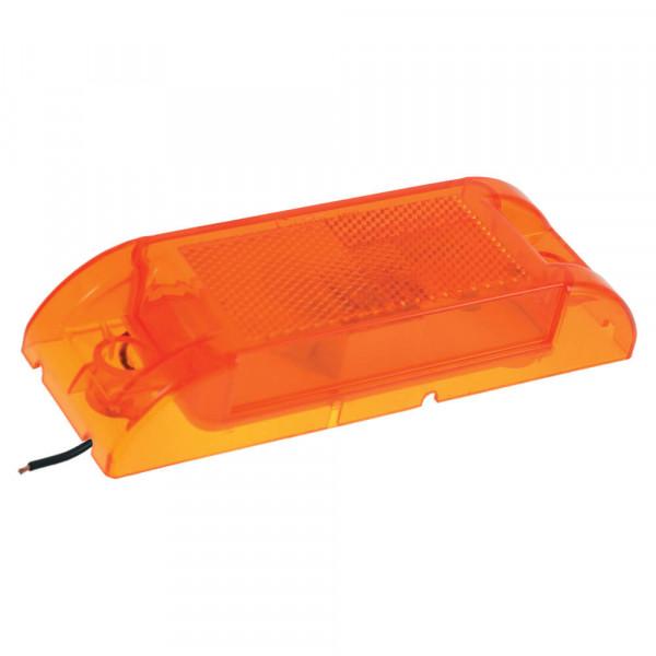 economy sealed clearance marker light amber kit