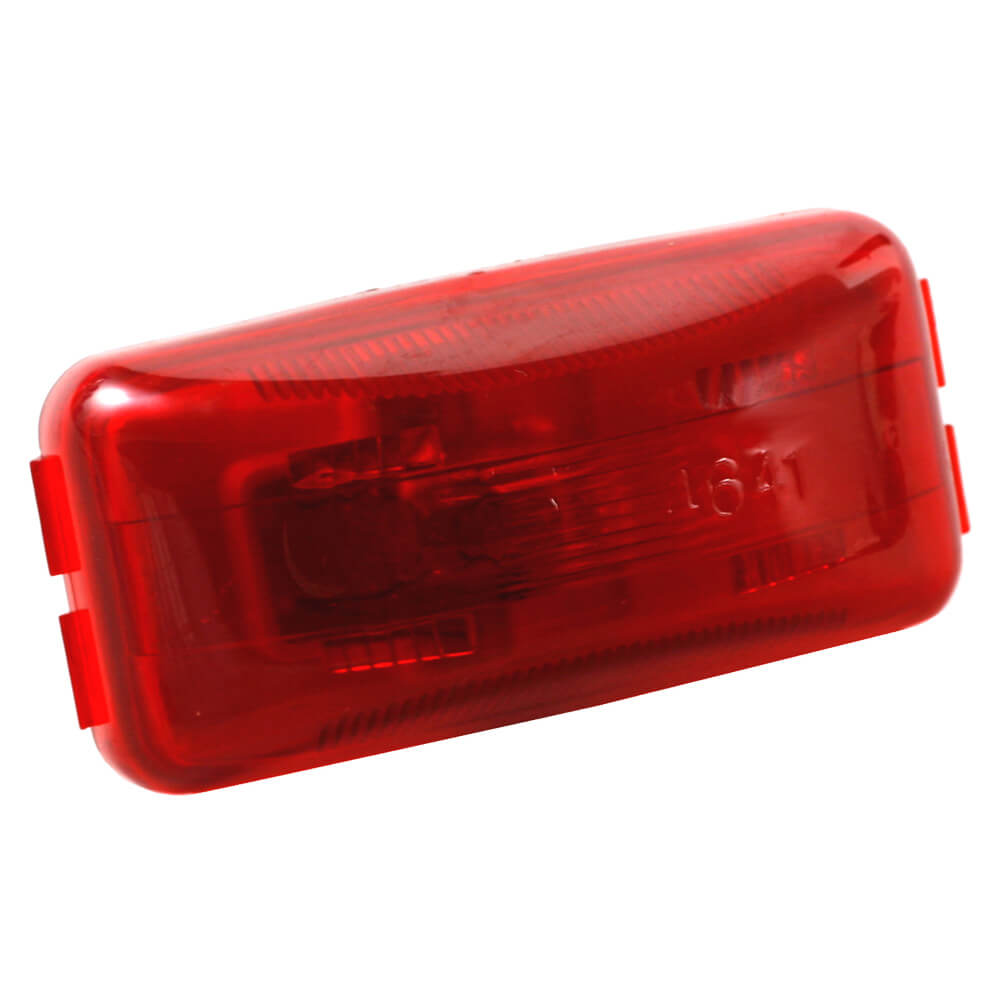"""3"""" Clearance Marker Light red"""
