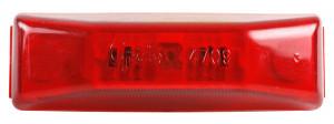 supernova led clearance marker light p2 red