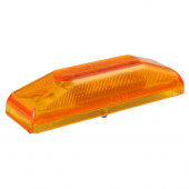 supernova led clearance marker light p2 yellow