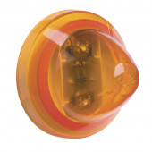 supernova 2 1/2 beehive led clearance marker light yellow bulk pack Miniaturbild