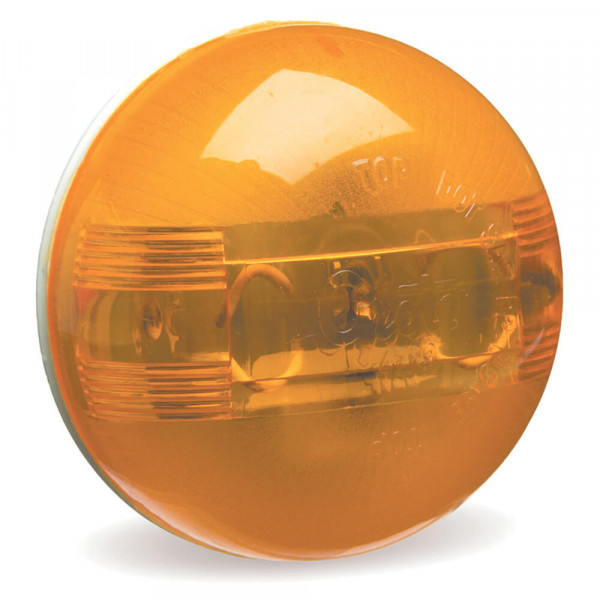 yellow super nova 2 half pc led marker light